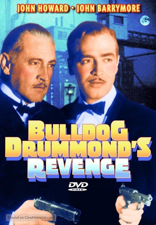 Bulldog Drummond's Revenge - Movie Cover