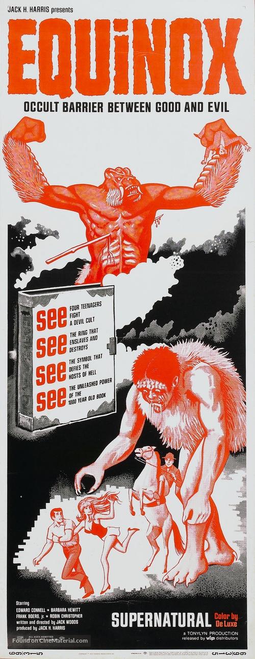 Equinox - Movie Poster