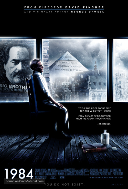 1984 - Movie Poster