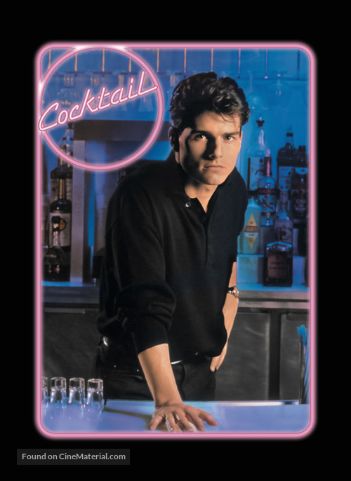 Cocktail - DVD movie cover
