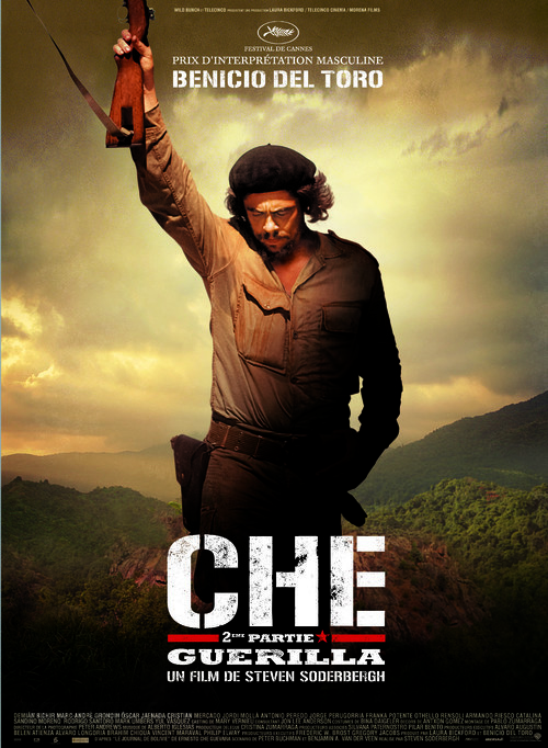 Che: Part Two - French Movie Poster