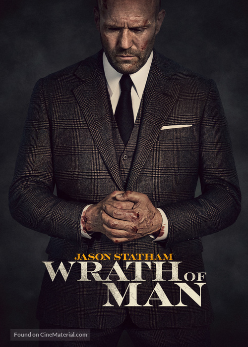 Wrath of Man - Canadian Video on demand movie cover