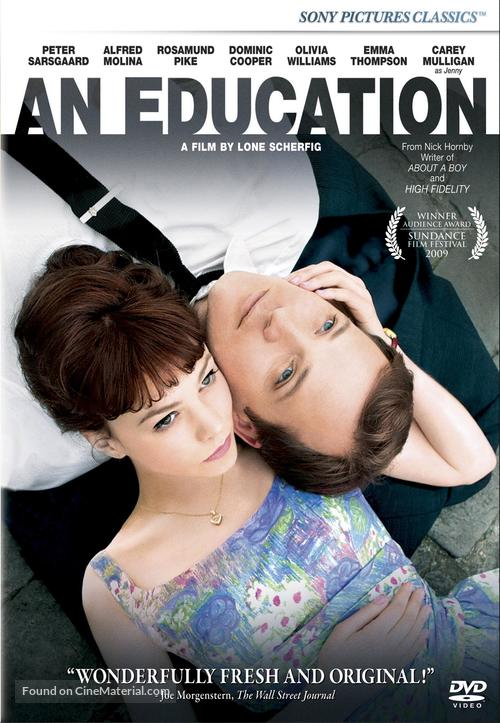 An Education - Movie Cover