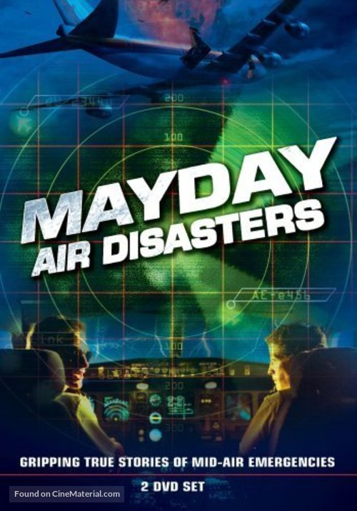 """""""Mayday"""" - Movie Cover"""