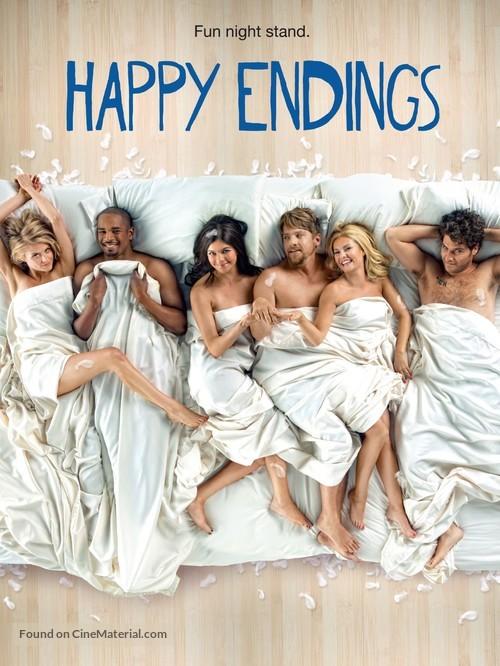 """""""Happy Endings"""" - Movie Poster"""
