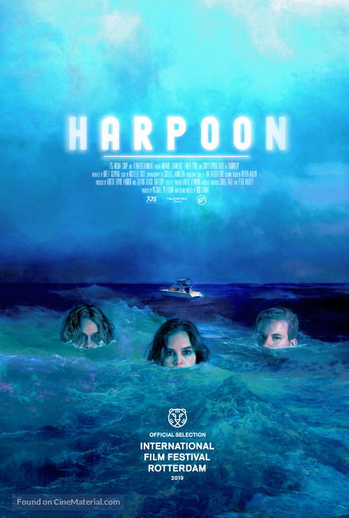Harpoon (2019) Canadian movie poster