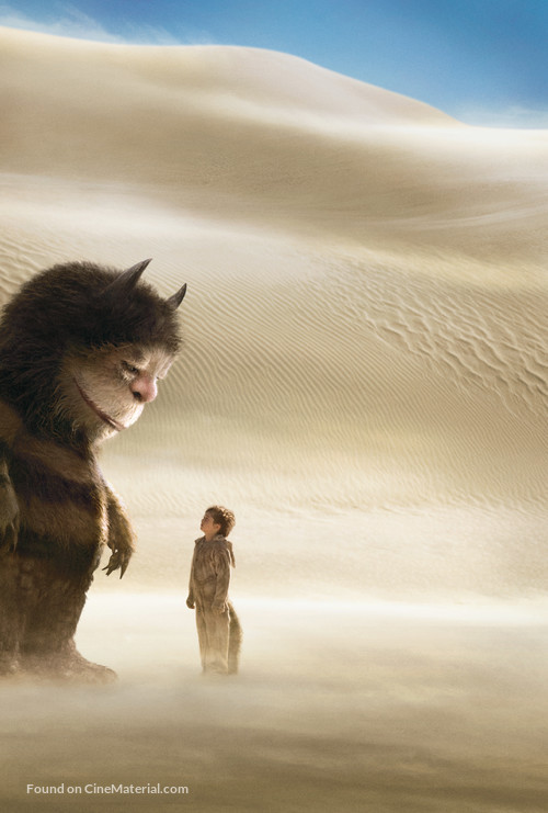 Where the Wild Things Are - Key art