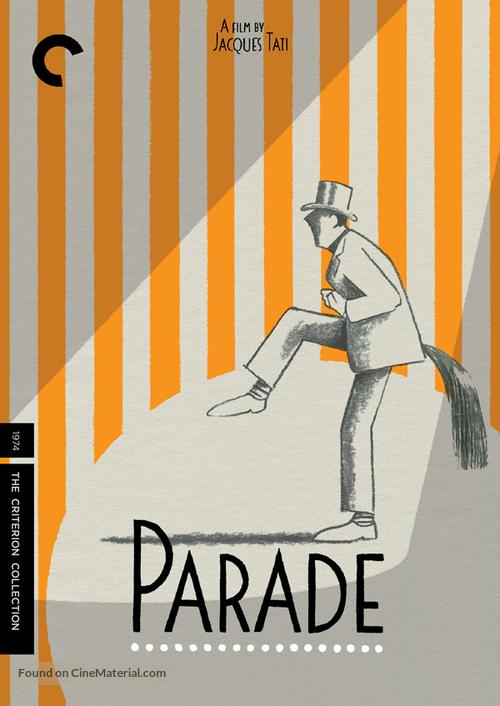 Parade - DVD movie cover