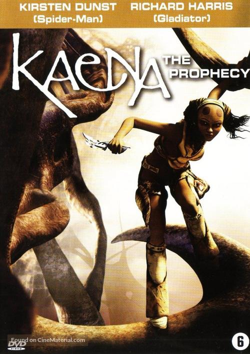 Kaena - Dutch poster
