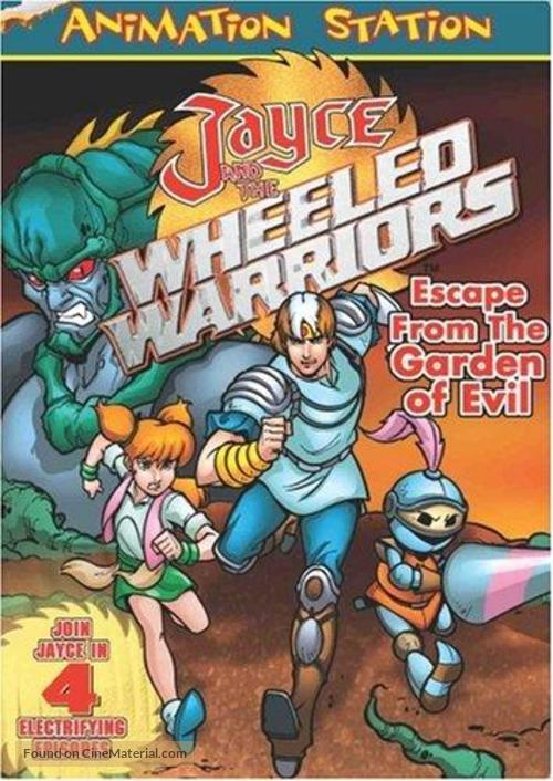 """Jayce and the Wheeled Warriors"" - DVD movie cover"