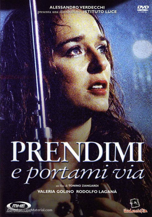prendimi e portami via italian movie cover