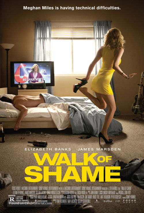 Walk of Shame - Theatrical movie poster