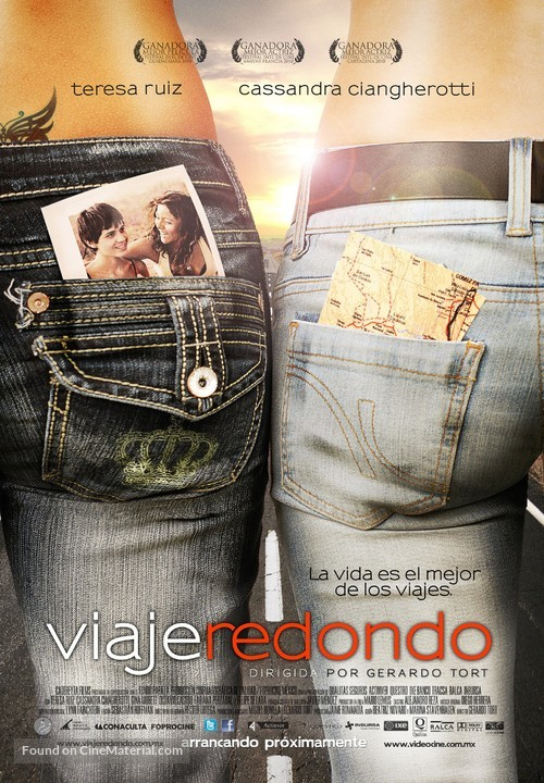 Viaje Redondo - Mexican Movie Poster