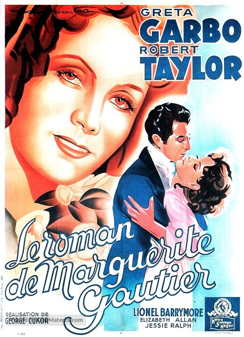 Camille - French Movie Poster