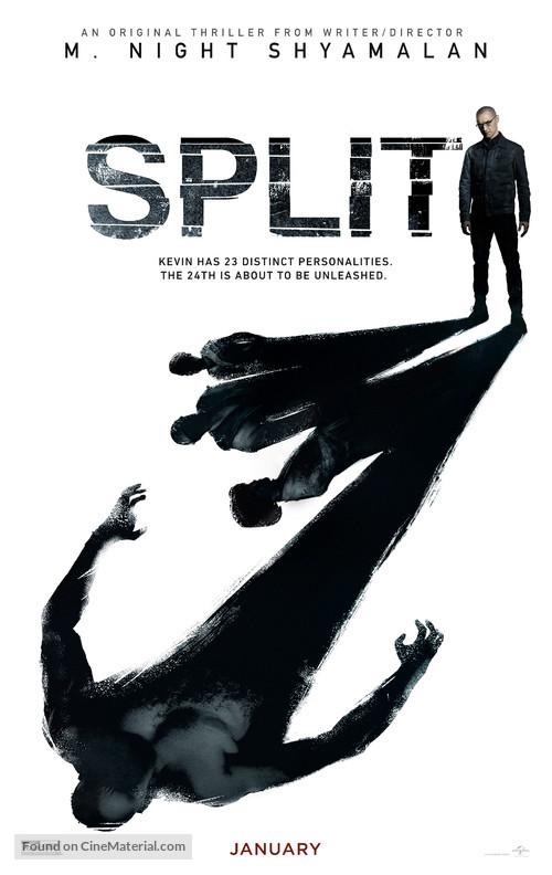 Split - Movie Poster