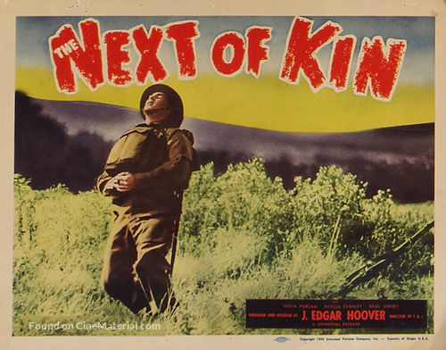 The Next of Kin - Movie Poster