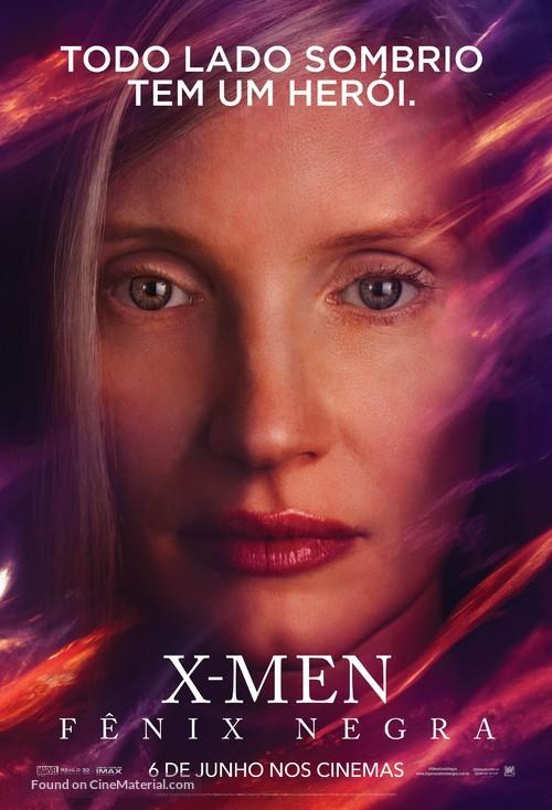 Dark Phoenix - Brazilian Movie Poster
