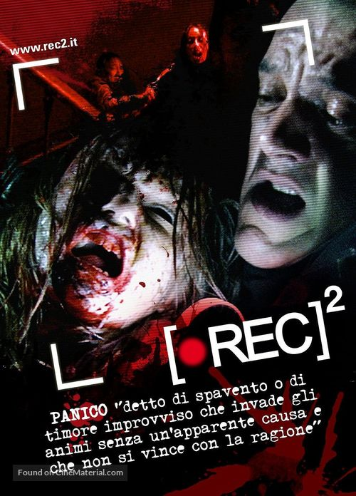 [Rec] 2 - Italian Movie Poster
