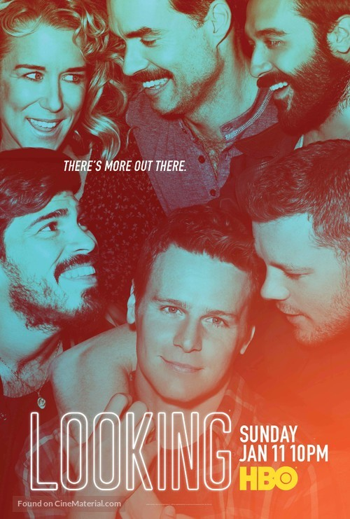 """Looking"" - Movie Poster"