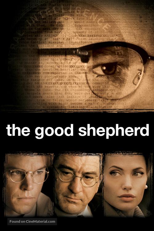 The Good Shepherd - DVD movie cover