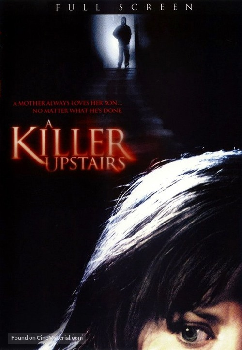 A Killer Upstairs - DVD movie cover