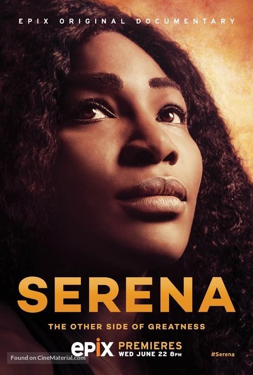 Serena - Movie Poster