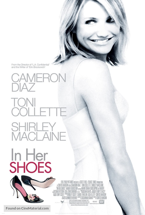 In Her Shoes - Movie Poster