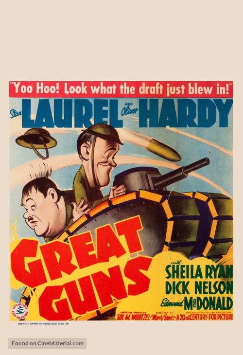 Great Guns - Movie Poster