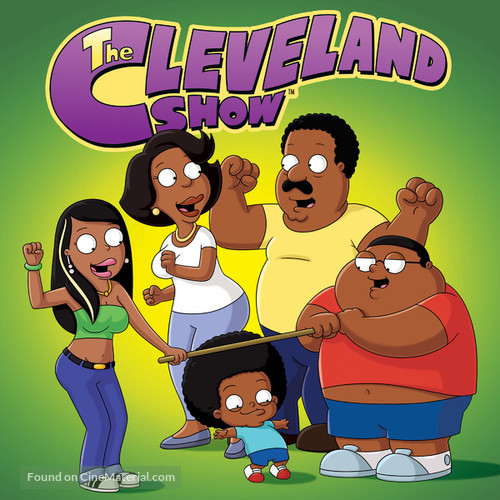 """The Cleveland Show"" - Movie Poster"