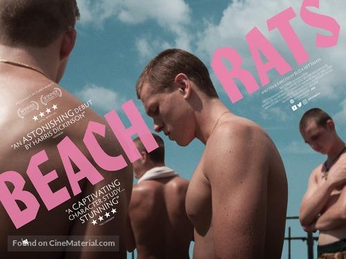 Beach Rats - British Movie Poster