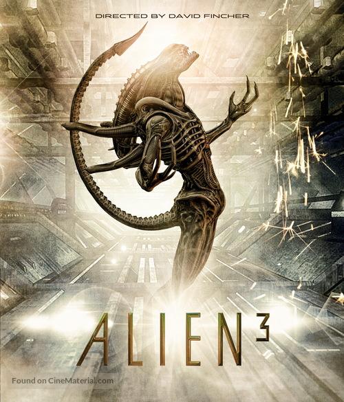 Alien 3 - Movie Cover
