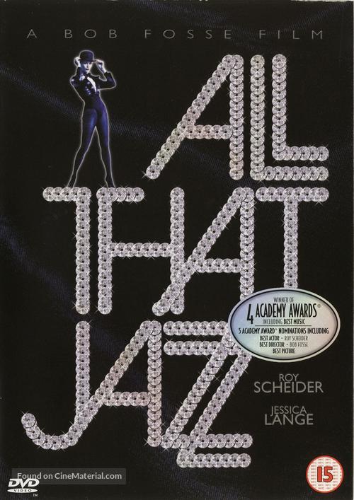All That Jazz - British Movie Cover