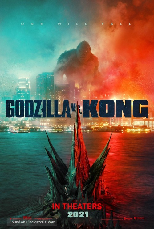 Godzilla vs. Kong - Movie Poster