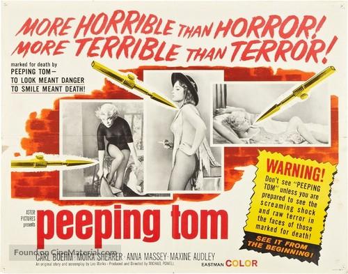 Peeping Tom - Movie Poster