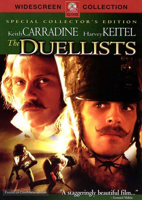 The Duellists - DVD movie cover