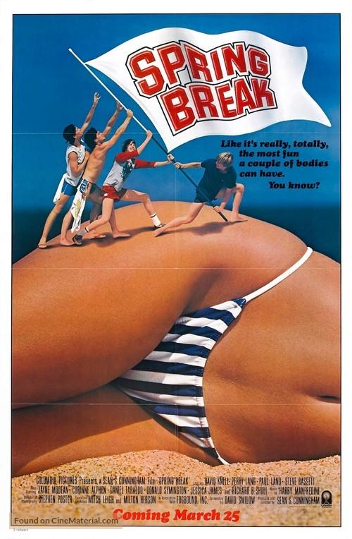 Spring Break - Movie Poster