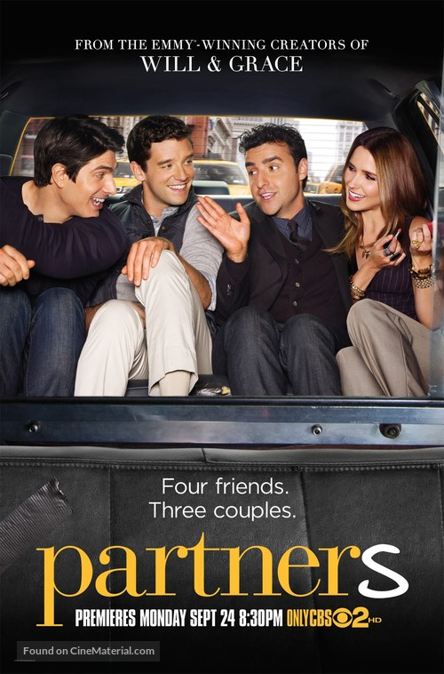 """""""Partners"""" - Movie Poster"""