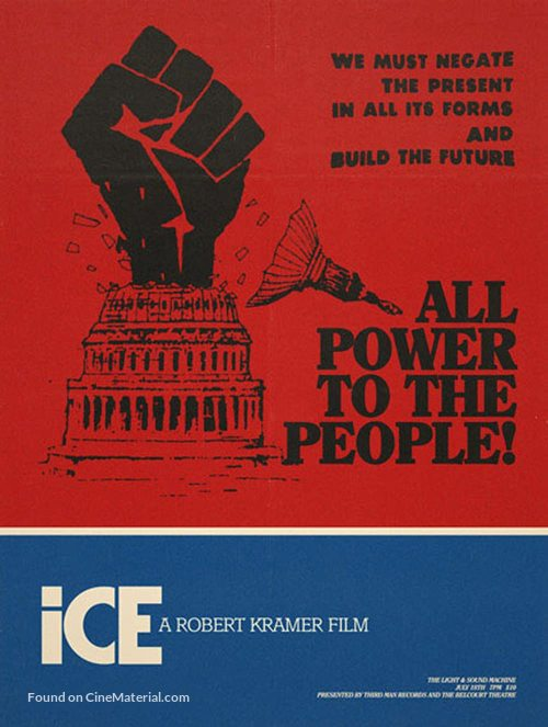 Ice - Movie Poster