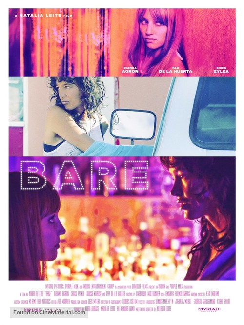 Bare - Movie Poster