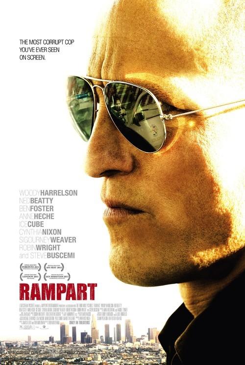 Rampart - Movie Poster