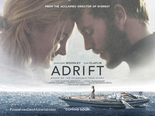 Most Epic Movie Releases For July 2018 Adrift