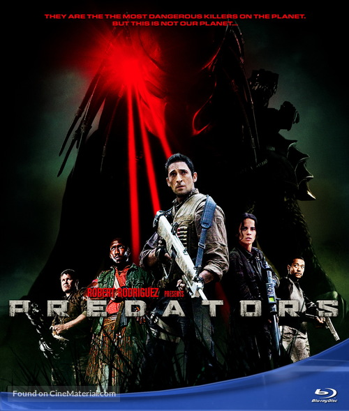 Predators - Movie Cover