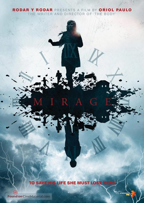 Durante la tormenta - International Movie Poster