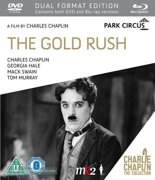 The Gold Rush - British Movie Cover