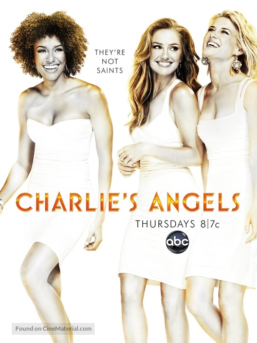 """""""Charlie's Angels"""" - Movie Poster"""