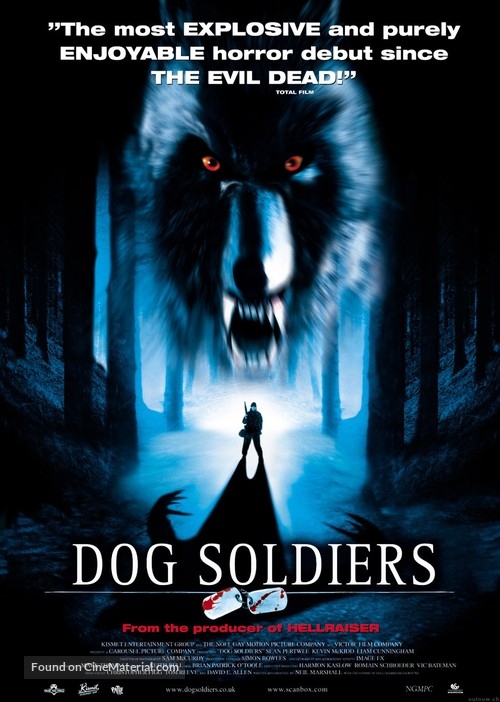 Dog Soldiers - Movie Poster