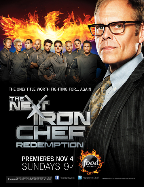 """The Next Iron Chef"" - Movie Poster"