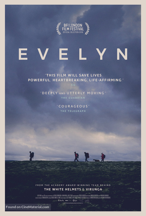 Evelyn - British Movie Poster