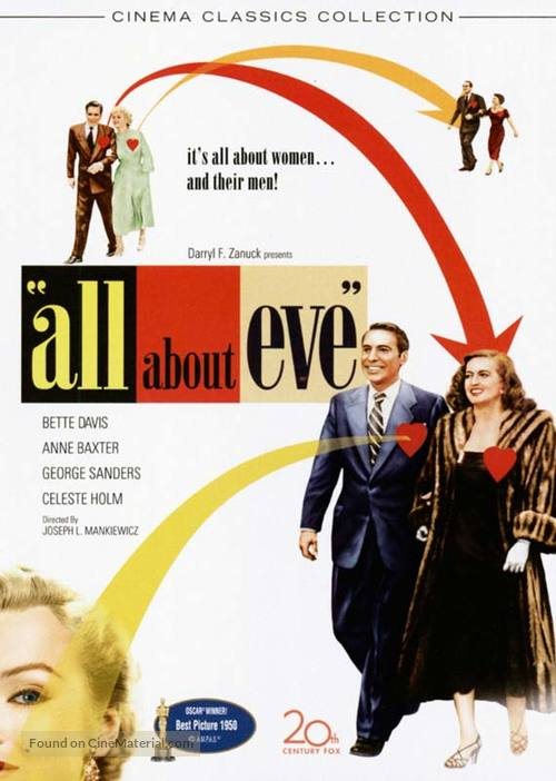 All About Eve - Movie Cover