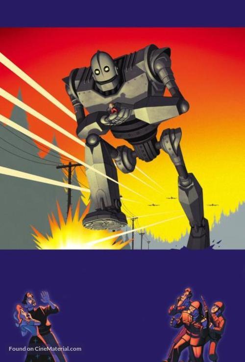 The Iron Giant - Key art